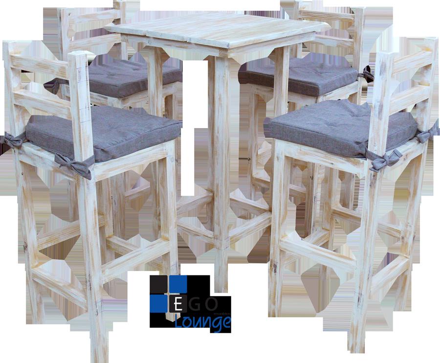 Ego lounge design for Comedor redondo vintage