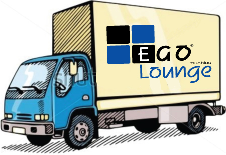 camion ego lounge envios a toda la republica