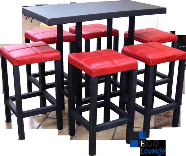 Ego lounge design for Mobiliario para cafe bar