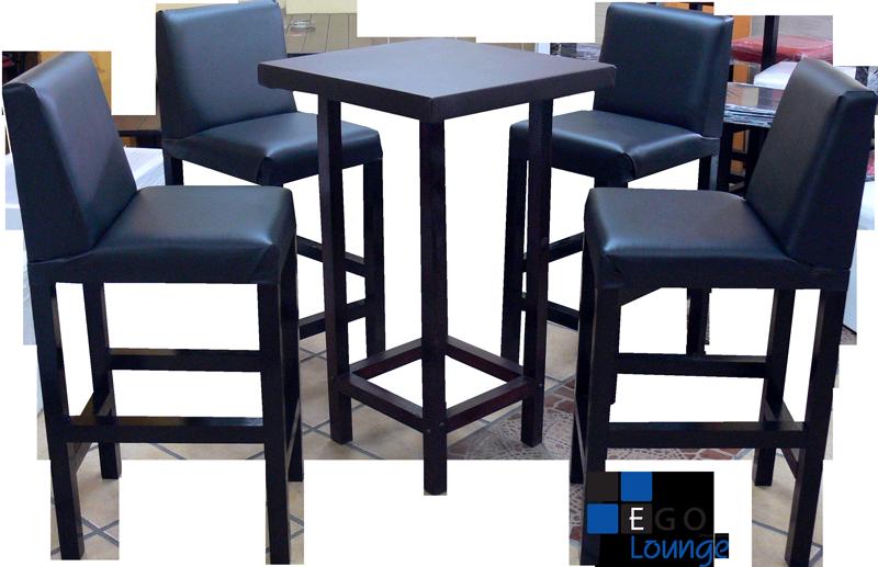 Ego lounge design for Sillas para un bar