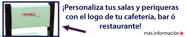 bordados logos periquersas salas muebles lounge