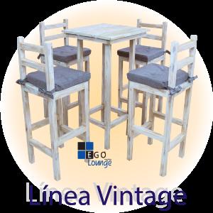 nueva linea de muebles vintage