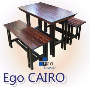ego cairo muebles de duela de importacion