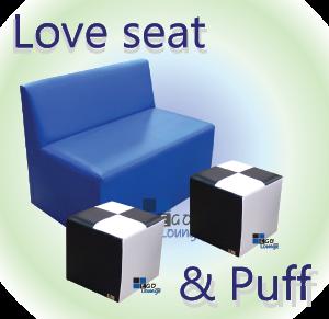 love seats taburetes puff bancas y mas