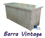 Barra Plegable Vintage